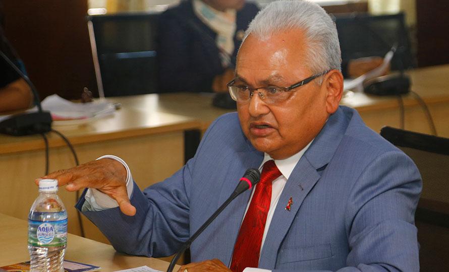 पाण्डे चीनका लागि नेपाली राजदूत नियुक्त