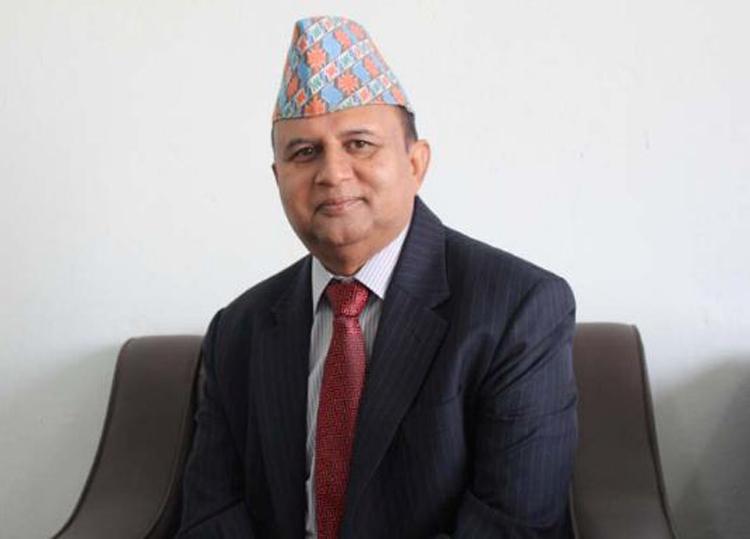 लुम्बिनी प्रदेशका मुख्यमन्त्री पाेखरेलकाे शपथ राेक्न  प्रदेश प्रमुखकाे कार्यालयमा धर्ना