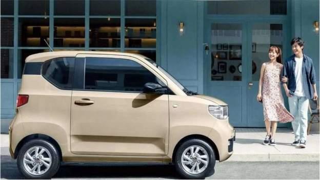 चीनको सस्तो इलेक्ट्रिक कार जसले टेस्लालाई दिइरहेको छ टक्कर