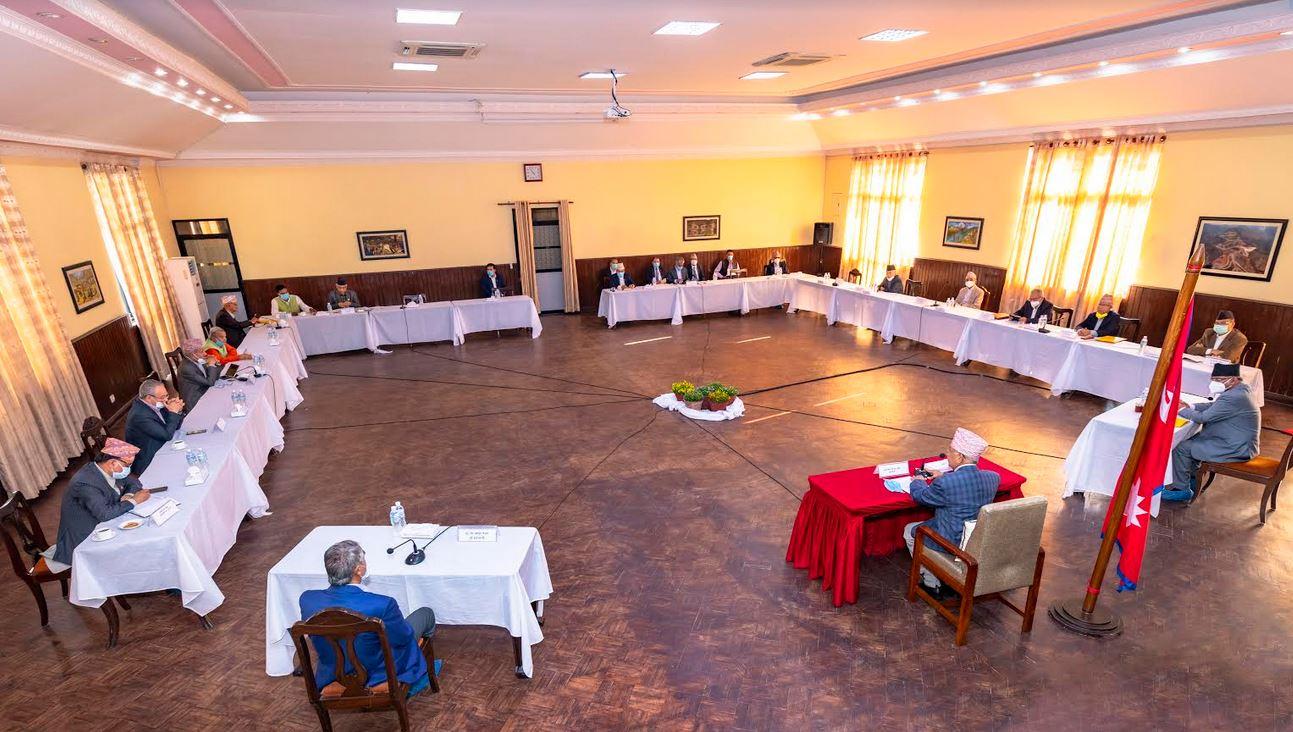 फागुन २३ गते संसद्को हिउँदे अधिवेशन बोलाउन राष्ट्रपतिसमक्ष सिफारिस