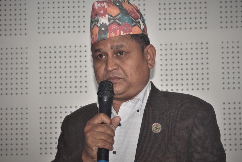 गरिब वर्गलाई पछाडि छोडेर समृद्धि आउँदैन : सभामुख शाही