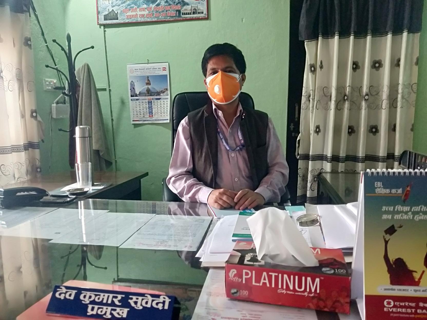 'नगर कोभिड अस्पताल संचालनमा ल्यायौं, अब छिट्टै अक्सिजन प्लान्ट पनि स्थापना गर्छौं'