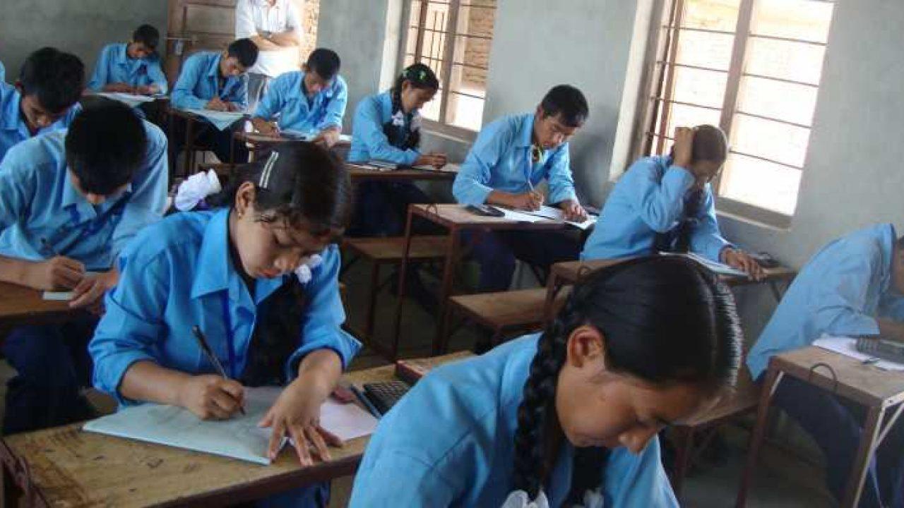 अन्योलमा एसईई र १२ कक्षाको परीक्षा