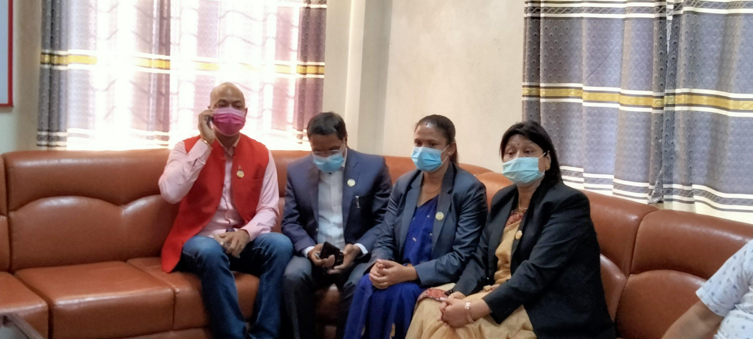 लुम्बिनी प्रदेशका चार सांसदको मुद्दा अब पूर्ण इजलासमा