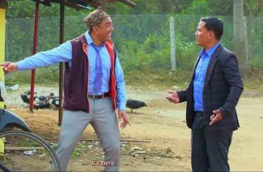 धुर्मुस–सुन्तलीको फिल्म 'म त मर्छु कि क्या हो' को ट्रेलर रिलिज