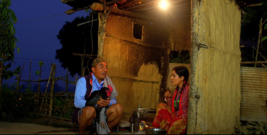 धुर्मुस सुन्तलीको चलचित्र 'म त मर्छु कि क्या हो' डिजिटल प्लेटफर्मबाट रिलिज हुने