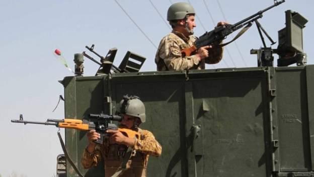 अफगानिस्तानमा घण्टा घण्टामा युद्ध