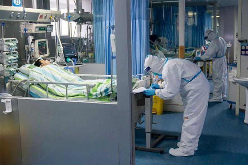 फेरि बढ्न थाले कोरोना संक्रमित, अस्पतालमा चाप