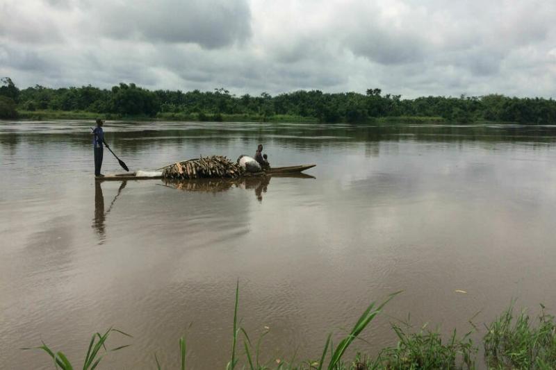 कङ्गोमा डुङ्गा दुर्घटना : एक सय भन्दा बढीको मृत्यु